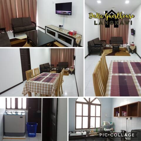 DaNa Guesthouse Langkawi