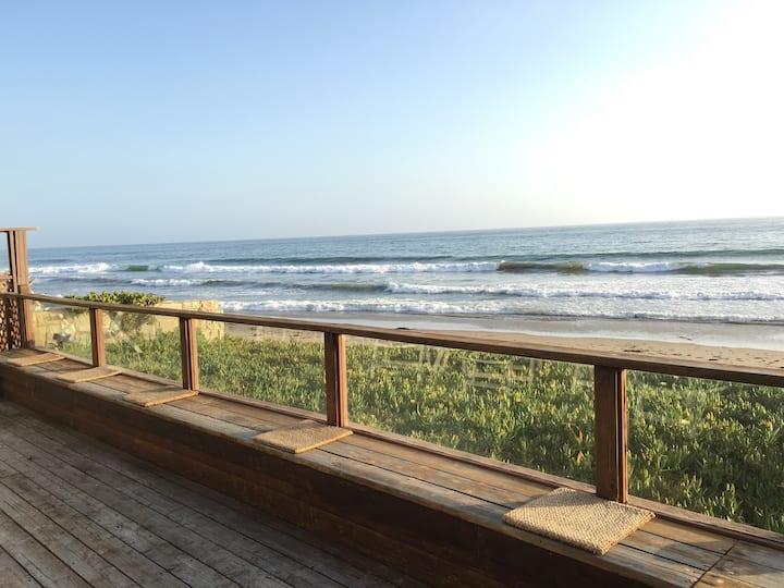 Point Break - Beachfront Home at Rincon
