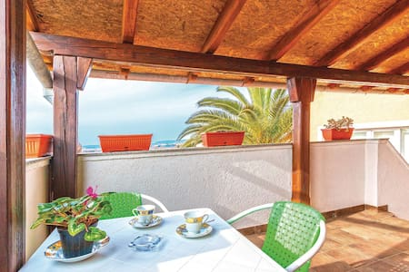 Holiday apartment with 1 bedroom on 23m² in Liznjan
