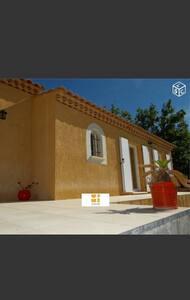 Villa au coeur de la Provence verte - Forcalqueiret