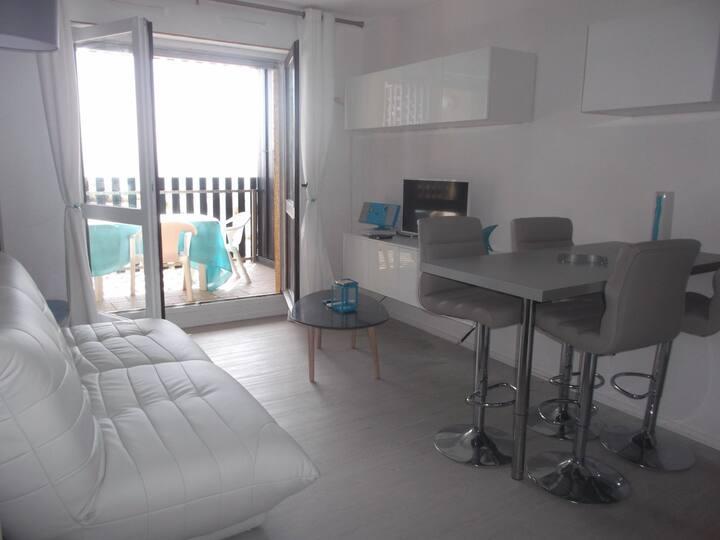 Bel appartement avec pleine vue sur l'Océan BON