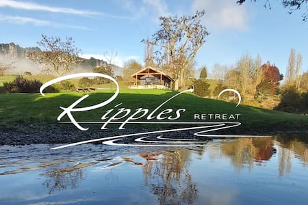 Ripples Retreat. Rustic luxury 20%off OPENING DEAL