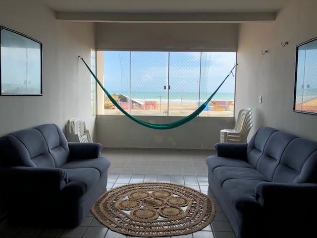Apart. 3 quartos com a melhor vista  Luís Correia