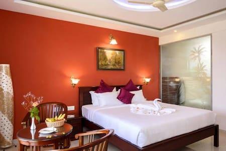 Comfy Garden View Room @ Majorda Beach - Majorda - Бутик-отель