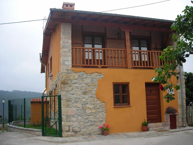 casa rural ADARTIA - Roiz - Huis