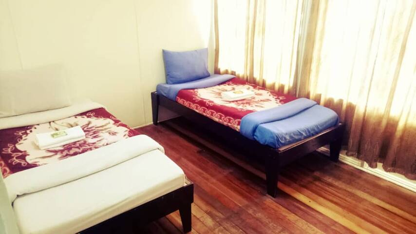 Bendam Lodge - Goroka - Twin Share Rooms