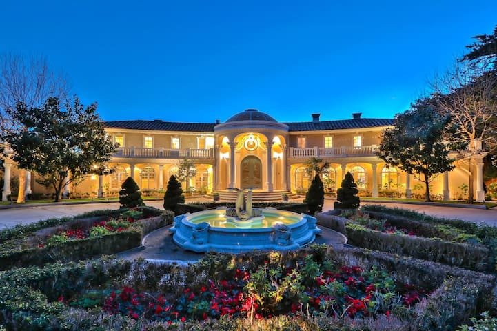 Luxury on the California Coast