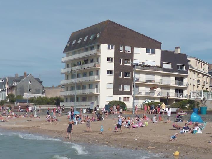 Appt en bord de mer, Villers-sur-Mer, 5 personnes