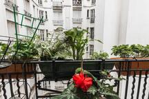 Adorable appt près de Montmartre