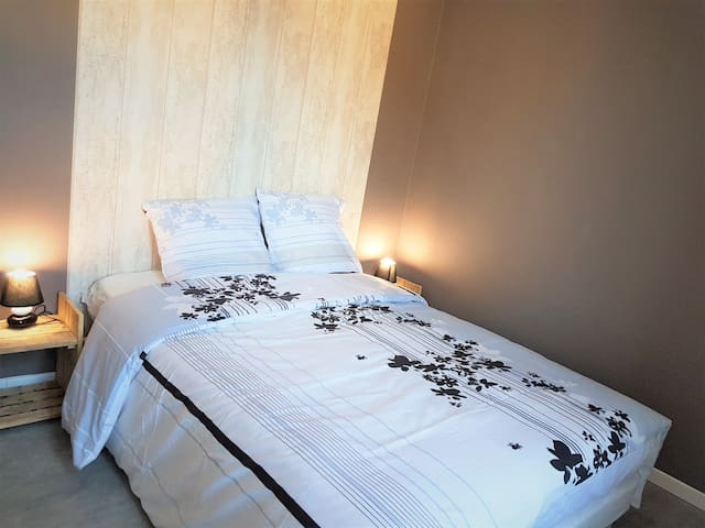 Chambre proche Bayeux - Carcagny - Inny