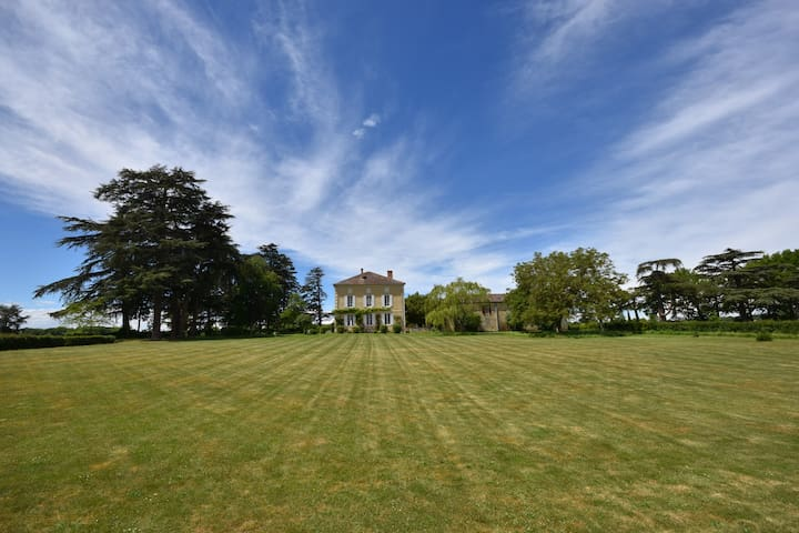 Beautiful Armagnac Estate