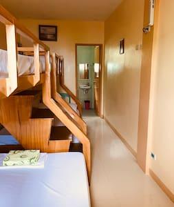 Susada's Inn (Bunk Bed good for 6)