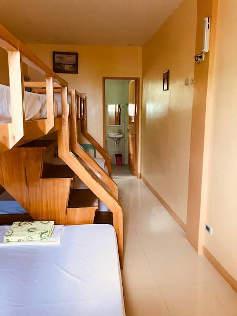 Susada's Inn (Mixed Bunk Bed good for 4)