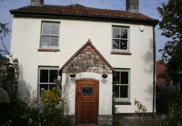 Idyllically quiet country cottage - Barrow Gurney - Hus