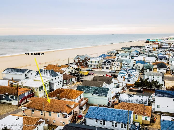 Classic Jersey Shore Family Vacation