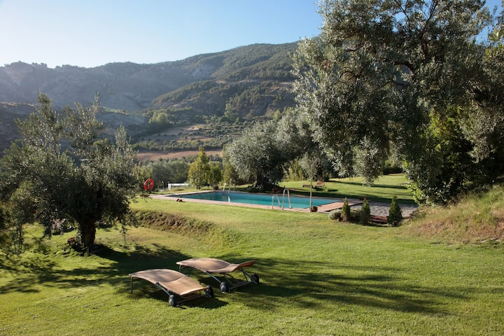 Eco-boutique hotel: Hab STD con vistas
