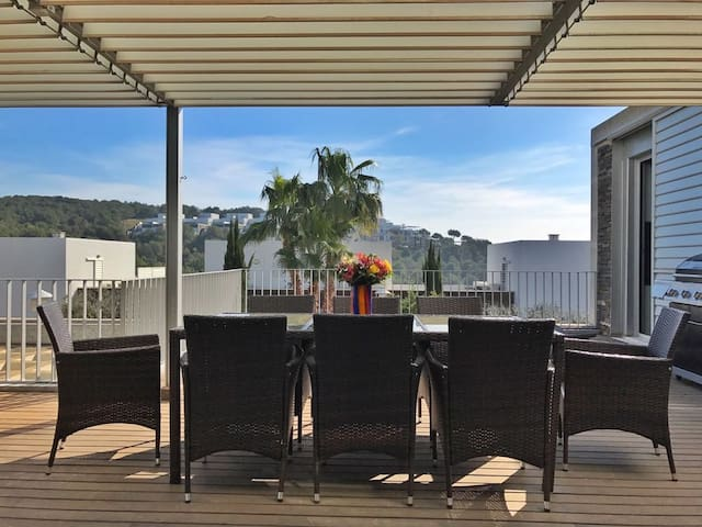 Blaumar sun - Duplex 4 bedrooms. - Sant Pere de Ribes - Apartamento