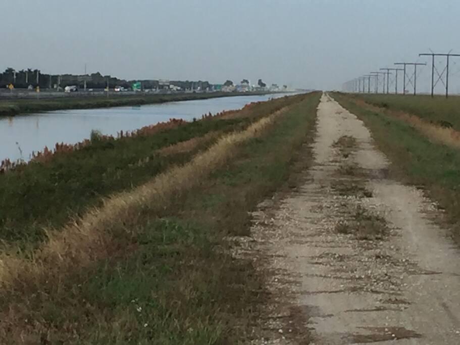 The 27 mile gravel lop