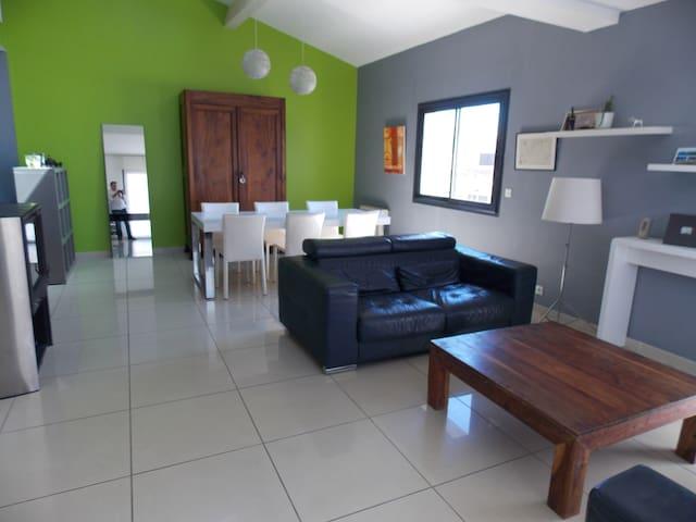 maison duplex 200 mètres des plages - Agde - Rumah