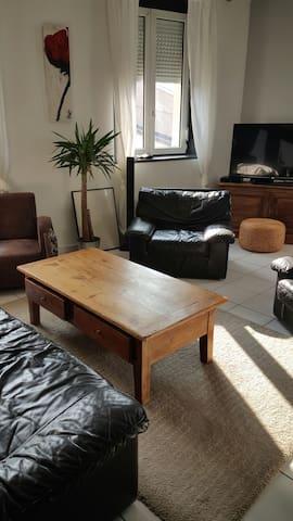 Tres joli apartmt proche de st etienne - La Fouillouse - Wohnung