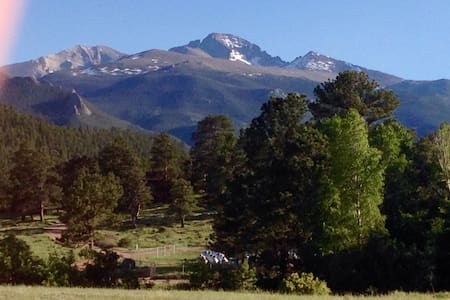 Less Than a Mile to Rocky Mtn. NP!! - Estes Park - 단독주택