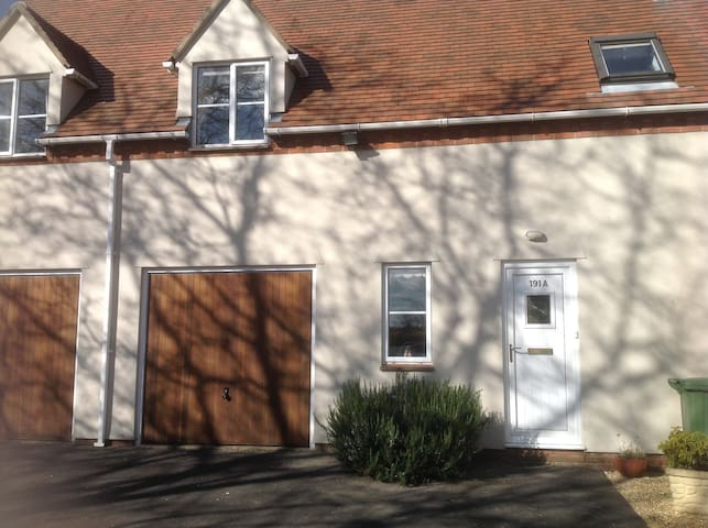 Village location within Oxford - Oxford - Apartamento