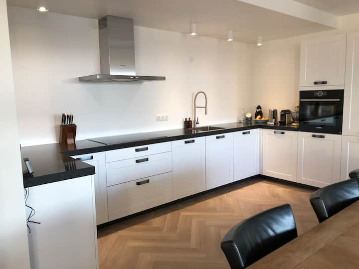 Luxe 11-persoons vakantiehuis in Zeeuws-Vlaanderen