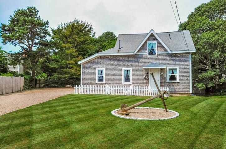 Cape Cod Home, Close to All!