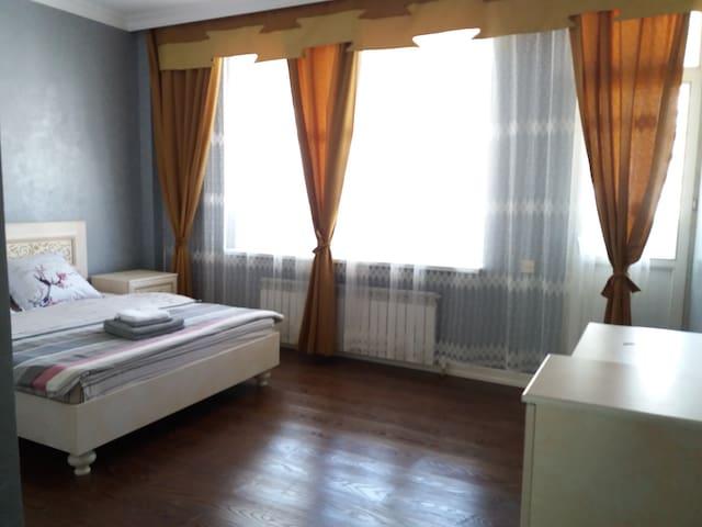Уютная 3-комнатная квартира, центр
