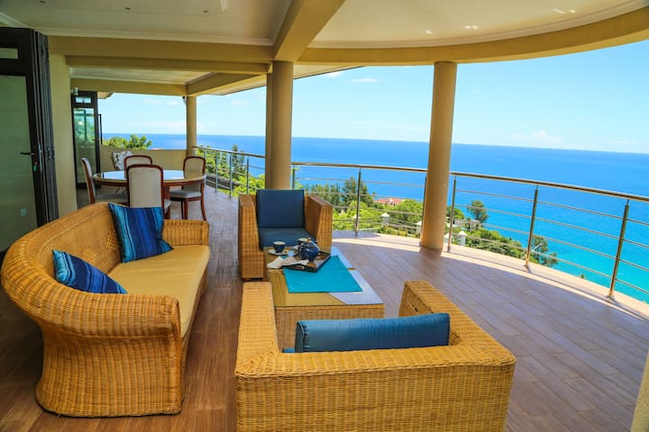 Villa privée de luxe à Carana (8 à 12 personnes) - Mahé - วิลล่า