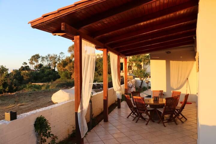 Casa Stelios Modern House Seaside 6 mins to Chania - Chania Region  - House
