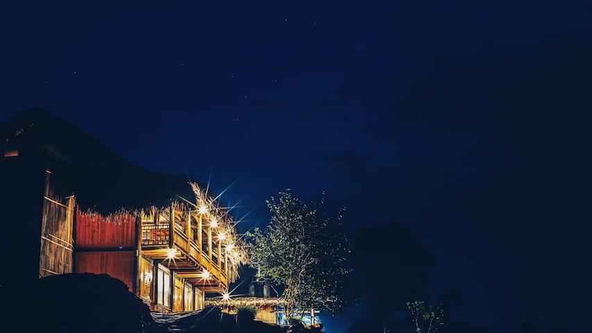 Indigo Batik House - Tu room
