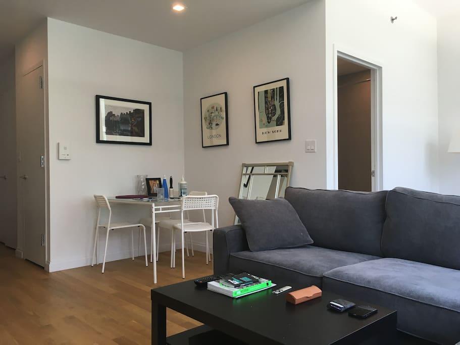 Luxe spacious williamsburg studio apartments for rent - 1 bedroom apartments williamsburg brooklyn ...