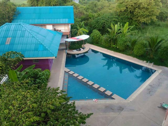 บ้านสบายดี - Phra Nakhon Si Ayutthaya - Aamiaismajoitus