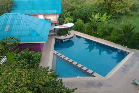 บ้านสบายดี - Phra Nakhon Si Ayutthaya - Wikt i opierunek