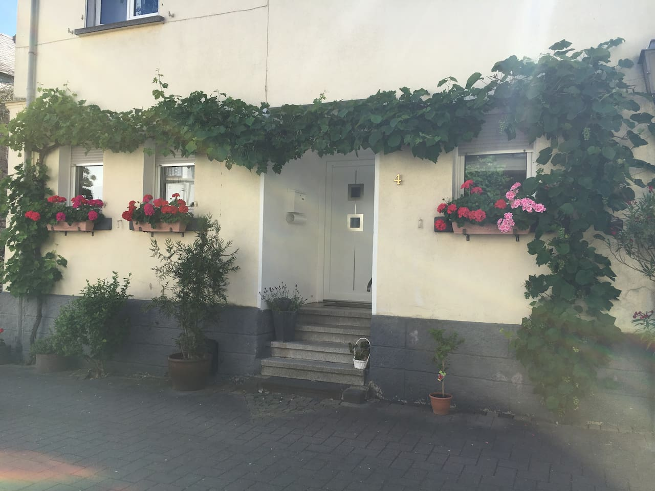 Moderne Ferienwohnung mit separatem Eingang