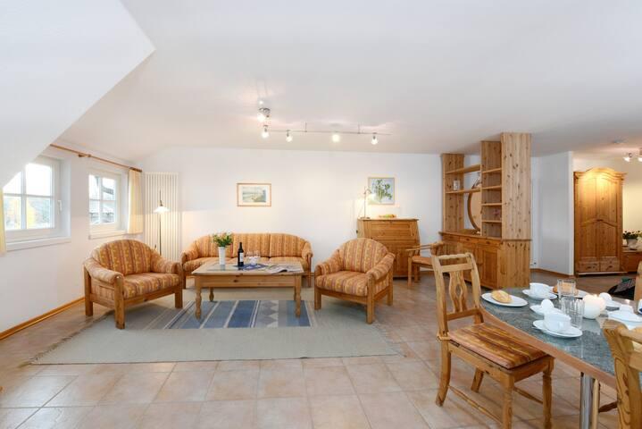 Appartement im Pferdehof Ralswiek - Ralswiek - Apartemen