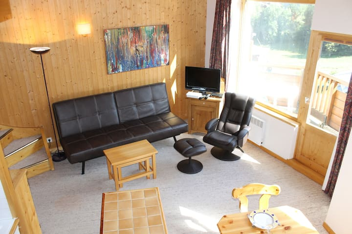 3 Valleys Large Duplex Apartment - La Tania Courchevel - Apartment