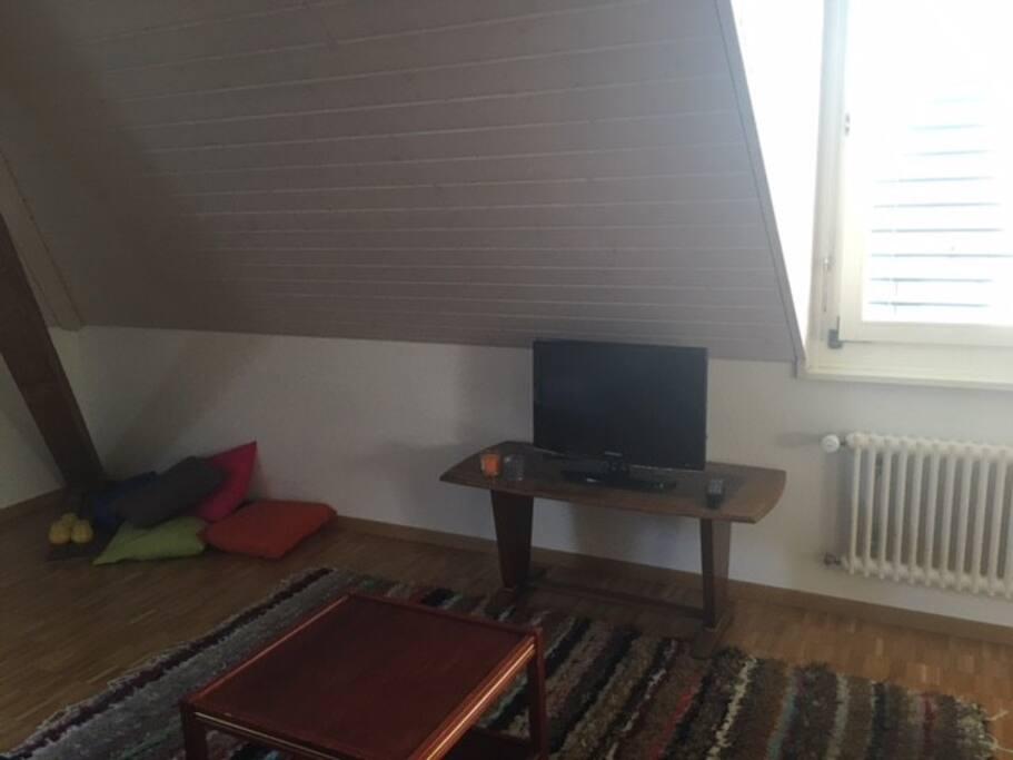 Fernsehecke