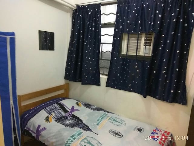 Central - CENTRAL Room for 1 person, Soho (ml8d)