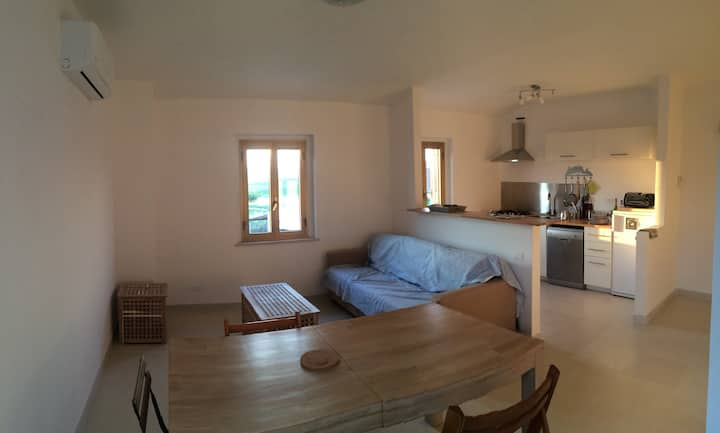 Appartement de campagne, appartamento in campagna