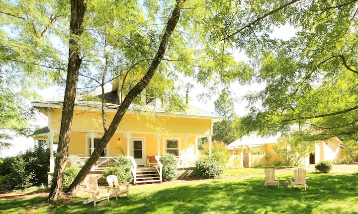 Private 800+ Acre Historic Ranch Property