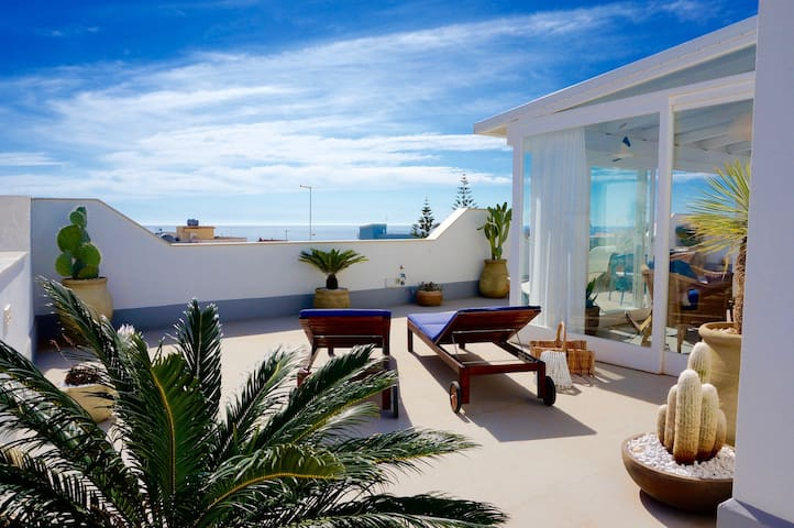 120m from thebeach-new-terrace-view - Calabernardo - Byt