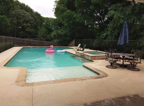 Skyline Pool House