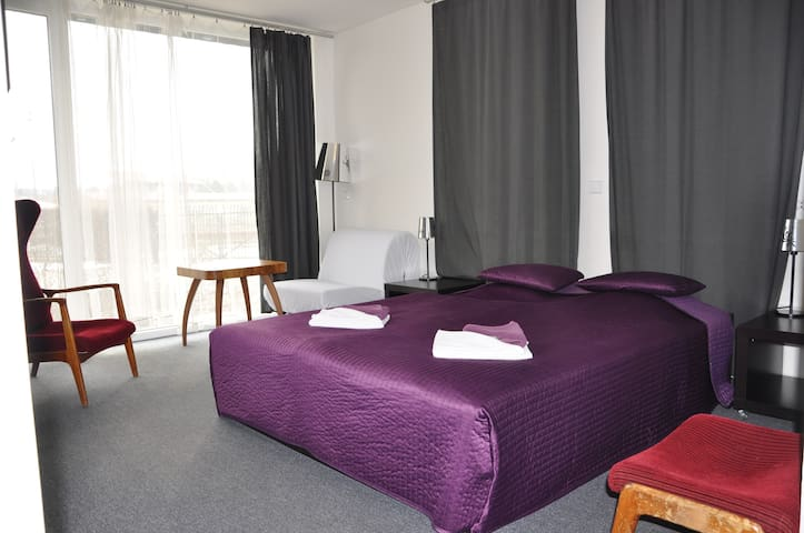 Green Prague Guest House Easy Parking 3 Guests - Praha - Pension