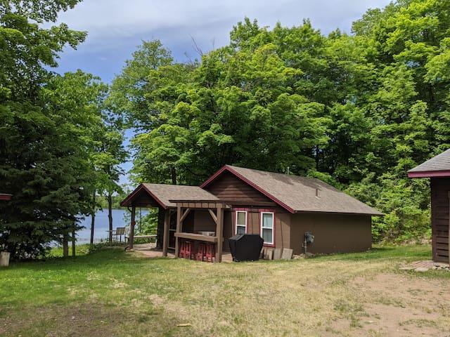 Oasis on Borden Lake
