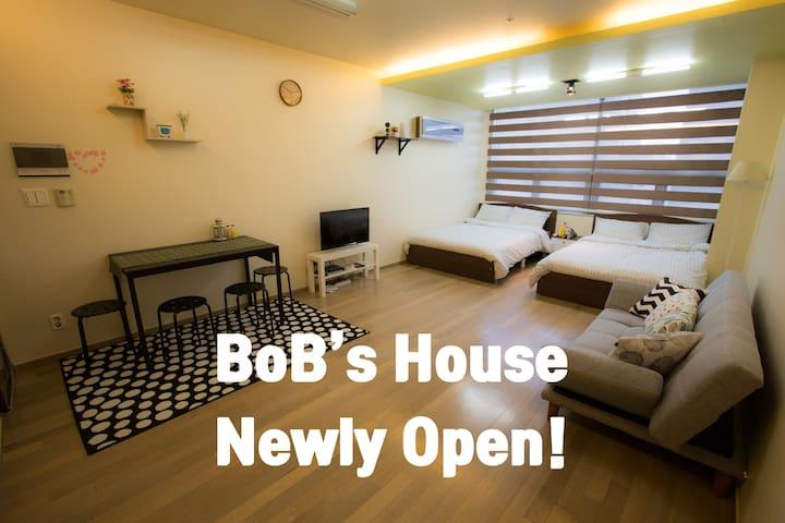 BoB's House(Gangnam Stn Exit #5) - Seocho-gu - Apartamento