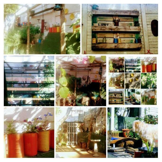 My gardens my canvas