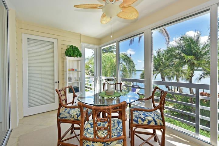 Longboat Key Waterfront Condo #203 - Longboat Key - Condominium
