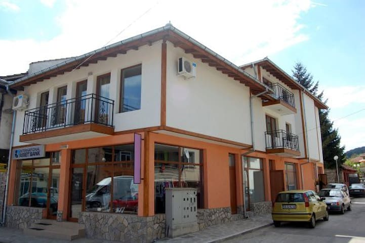 Luxury apartment in beautiful modern building - Tryavna - Gjestehus